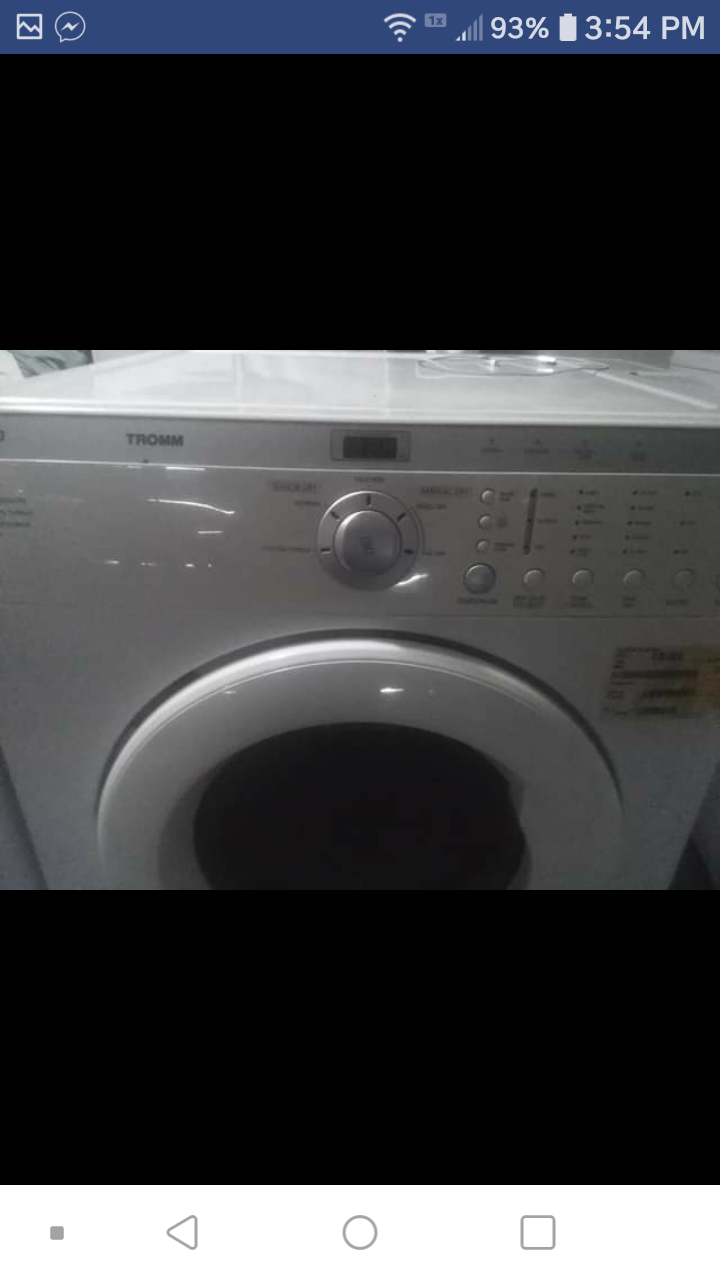 WASHER/ DRYER SET