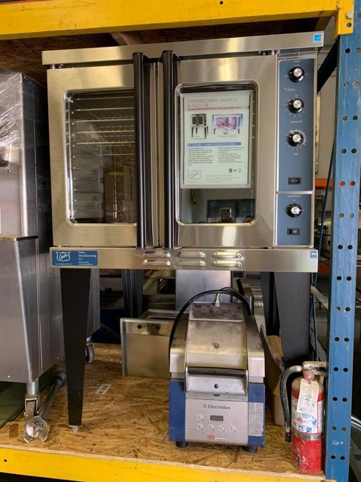 Imperial Single Deck Convection Oven - Restaurant Equipment