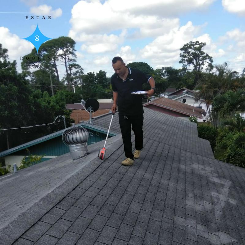 POMPANO BEACH, FL:.INSTALACION & REPARACION DE TECHOS, ROOF REPAIR SERVICE