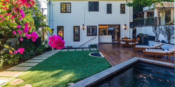 Los Angeles Luxury Villa Rentals at Nomadeclub.com
