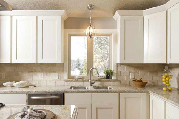Add Style with Cherry Wood Cabinets from GEC Cabinet Depot