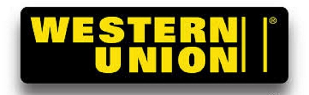 bank transfer and western union