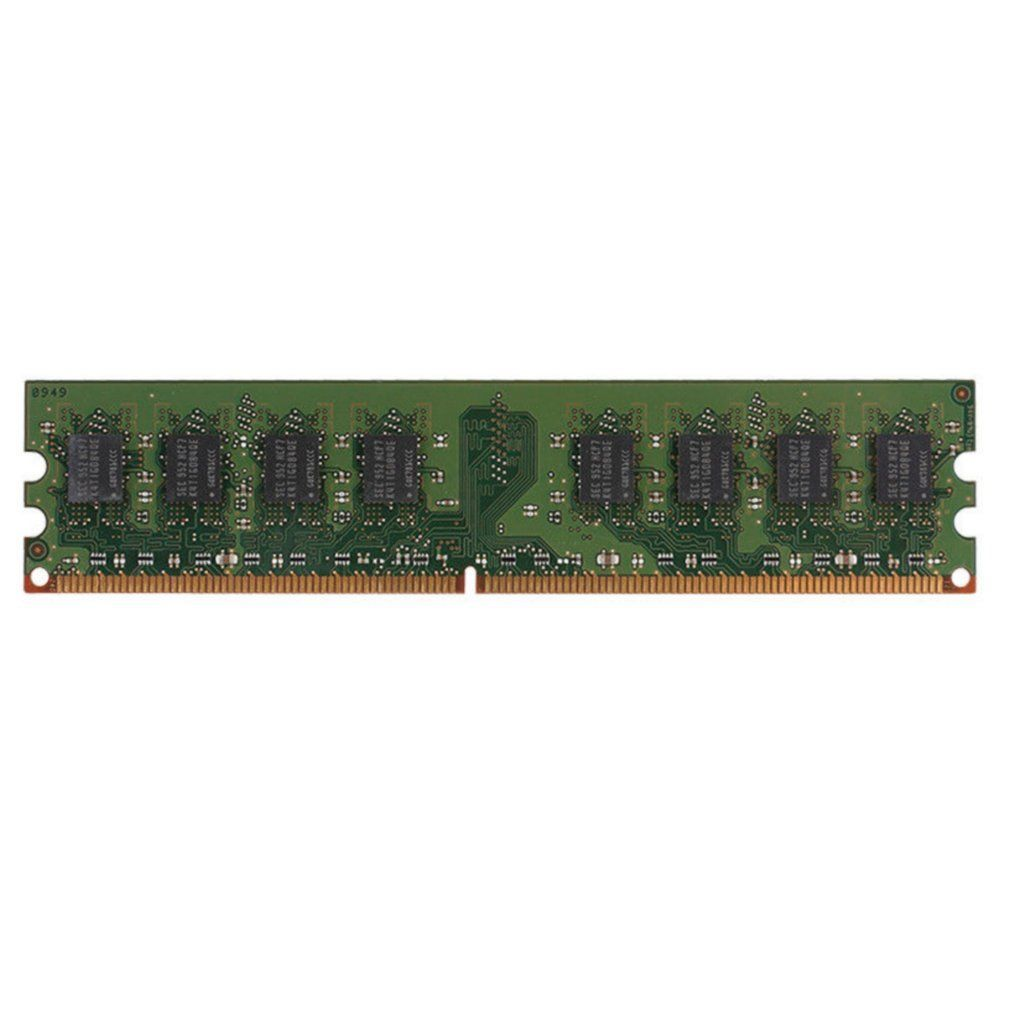 1GB Dimm PC2-6400 6400 DDR2 DDR-2 800mhz 240-pin RAM - Desktop Computer Memory