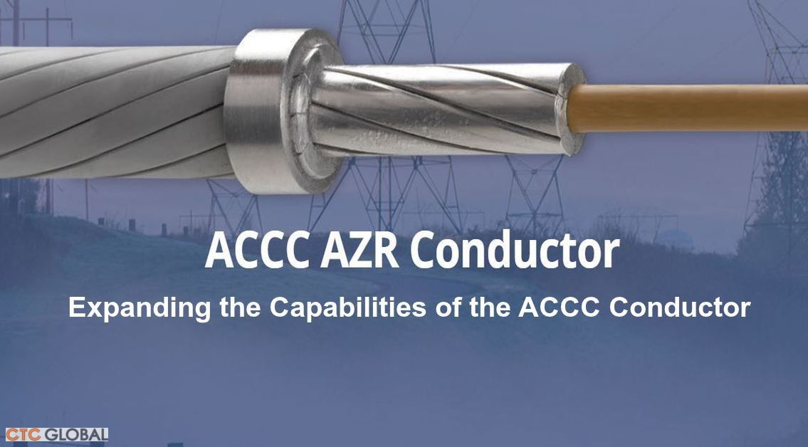 ACCC AZR Conductors offered by CTC Global