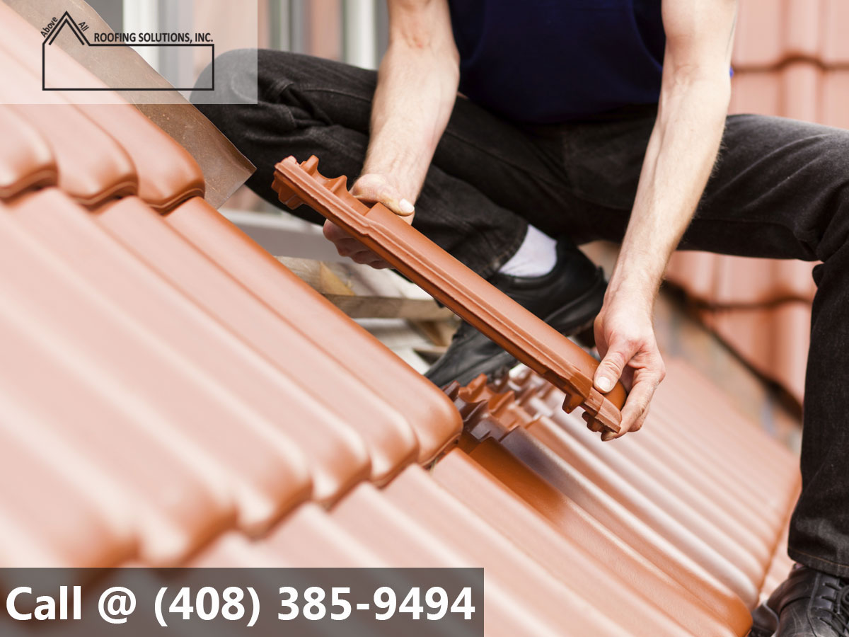 San Jose Industrial Roofs | Above All Roofing Solutions