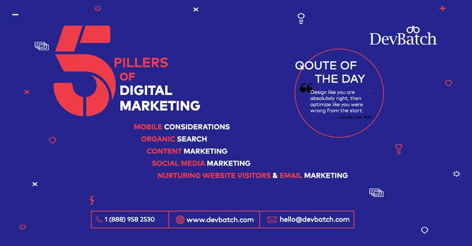 Digital Marketing Solutions at DevBatch