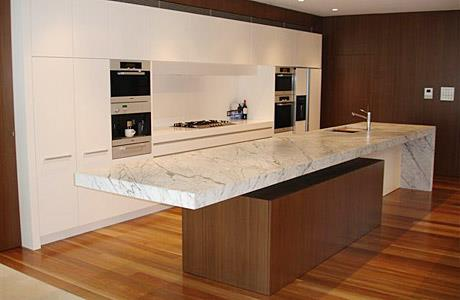granite an quartz counter tops