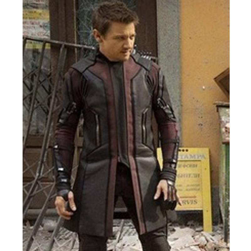 Hawkeye Avengers Age of Ultron Coat