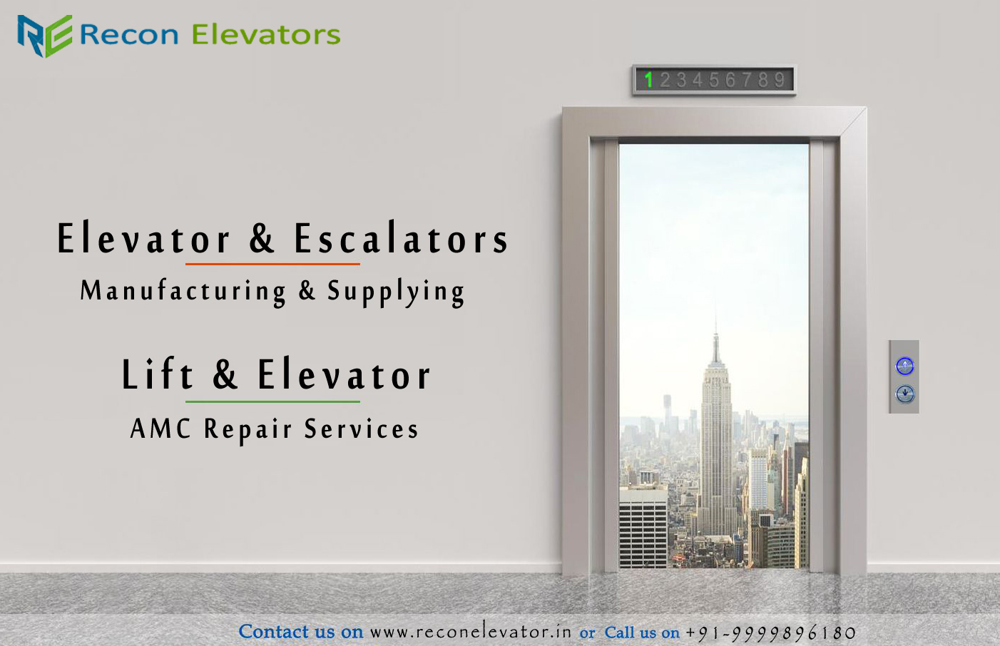 Lift Manufacturer in Delhi, Lift Supplier in Delhi