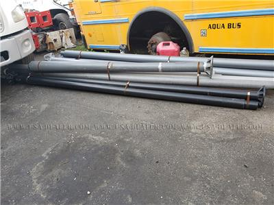 ALUMINUM OR STANLEY STEEL LIGHT POLE