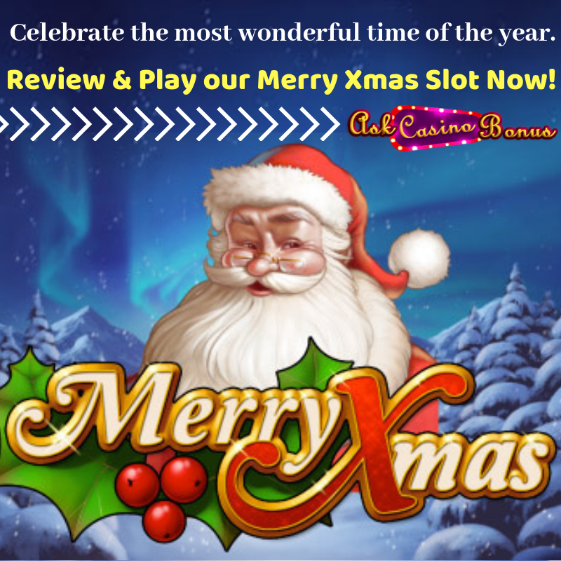 Merry Xmas Slot Review, Features & GamePlay Options