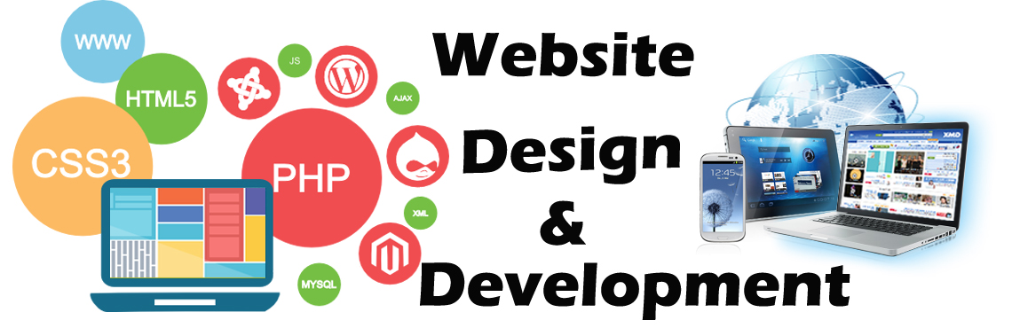 Custom made websites starting at $300