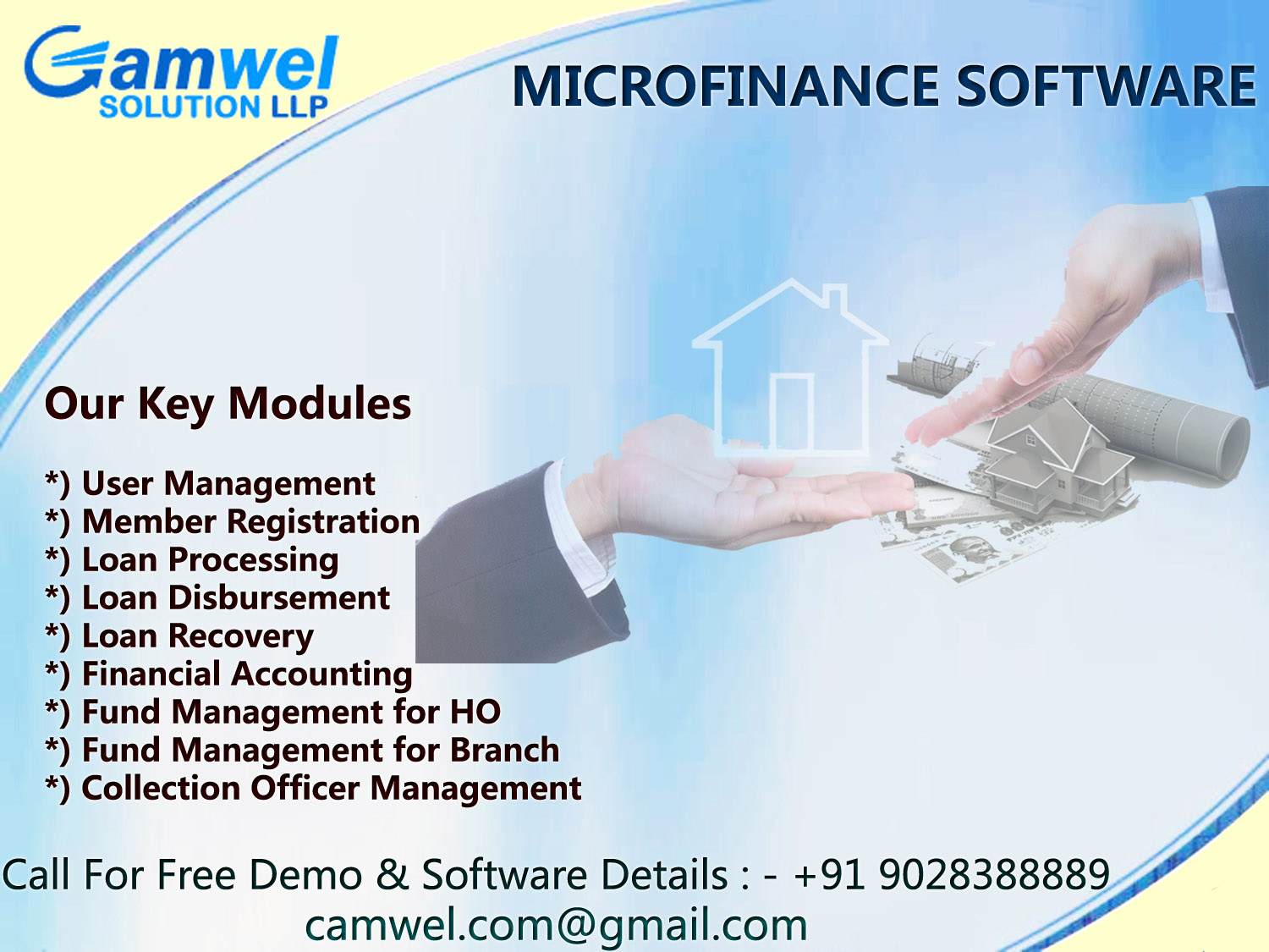 Micrifinance Software