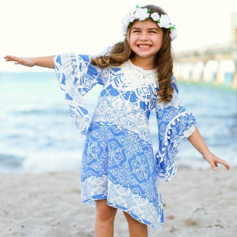 Buy Casual Party Dresses For Little Angel