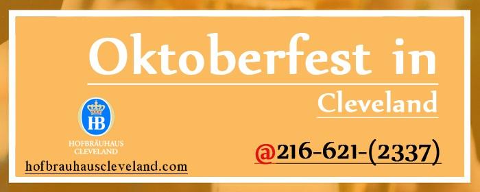 Oktoberfest in Cleveland