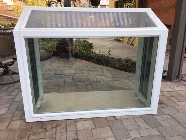 Garden / Bay Window With Opening Sides