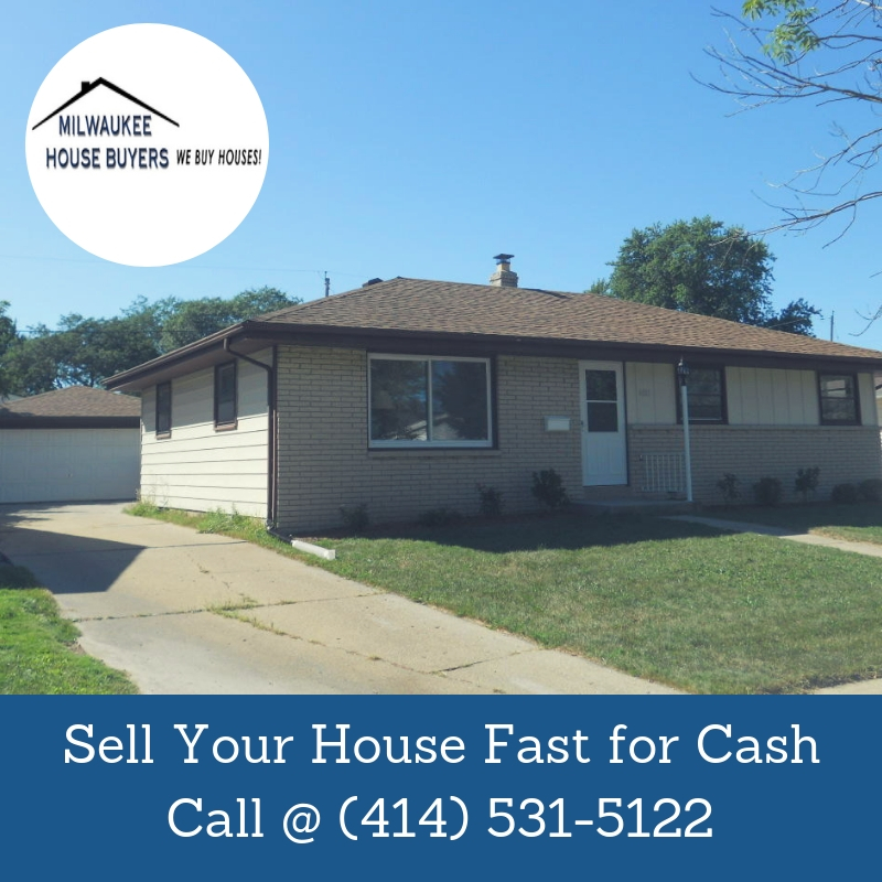 Sell your House Fast for Cash in Milwaukee