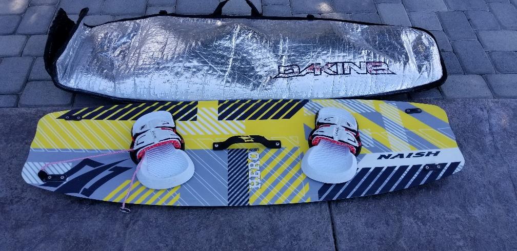 Used Kite Boarding Equipment