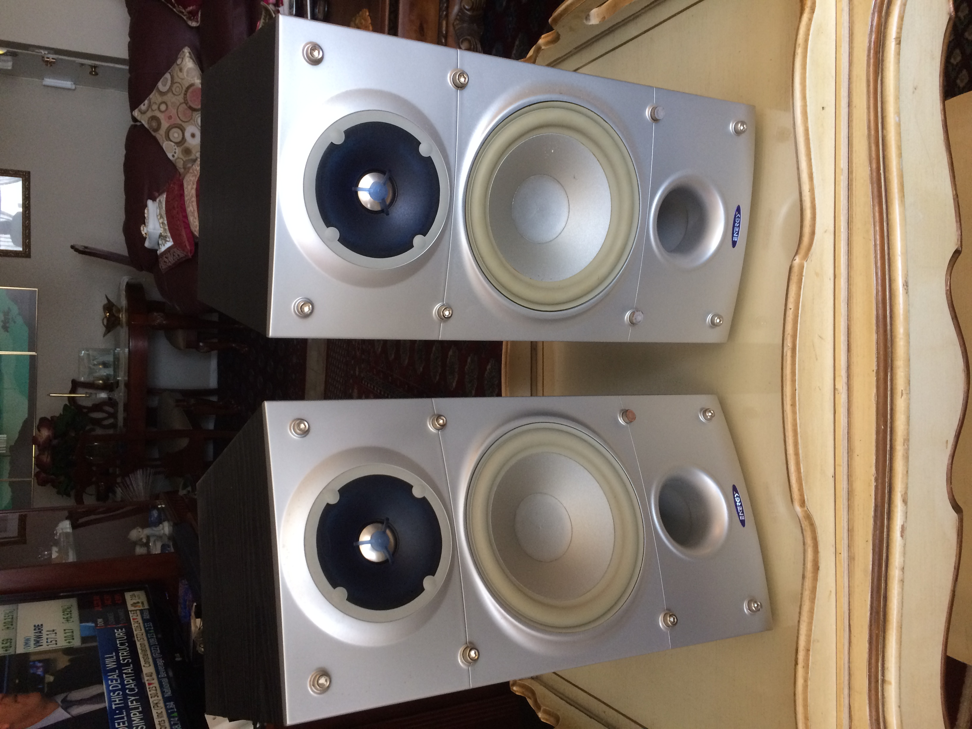 Energy Connoisseur C 3 - speakers