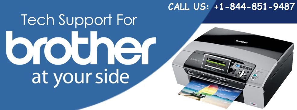 Brother printer Support. Instant Help +1-844-851-9487