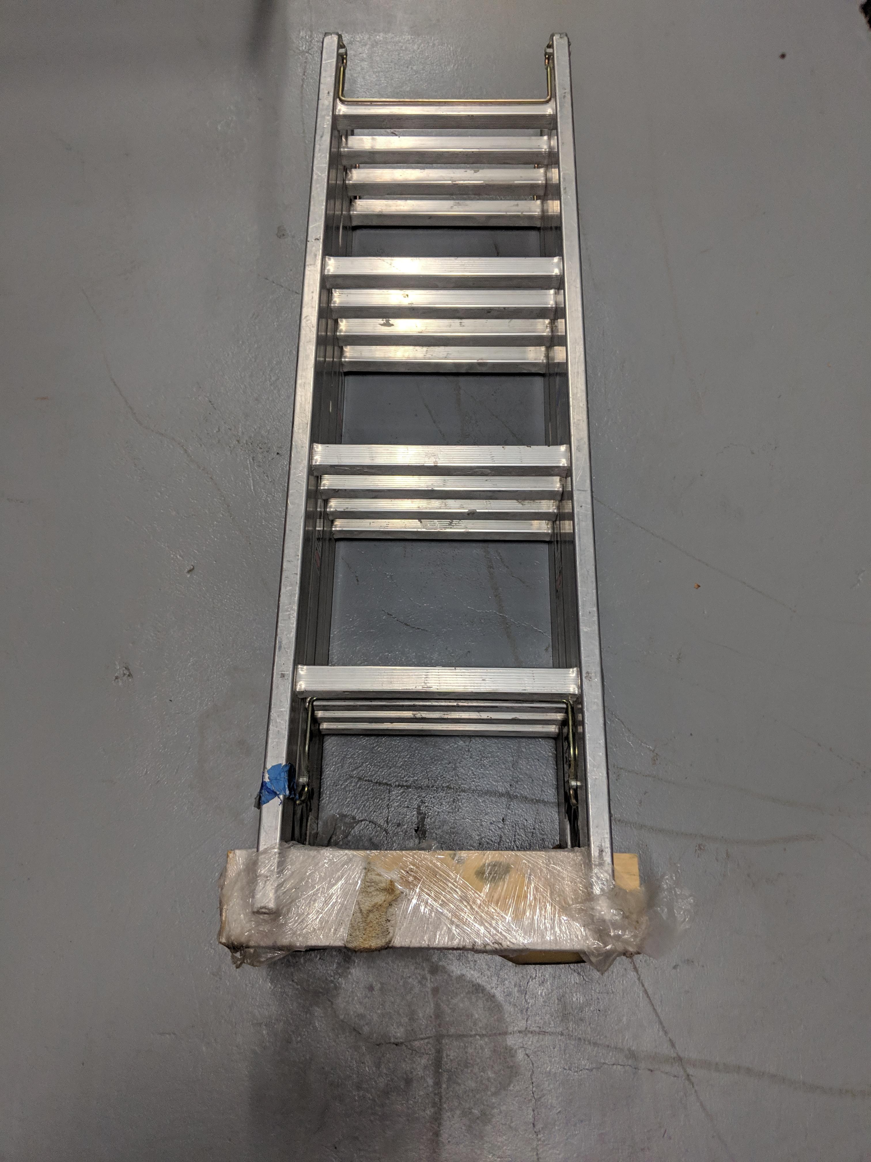 KRAUSE MultiMatic Ladder Type 1A Industrial Extra Heavy 300 lb - $100 (Sherman Oaks)