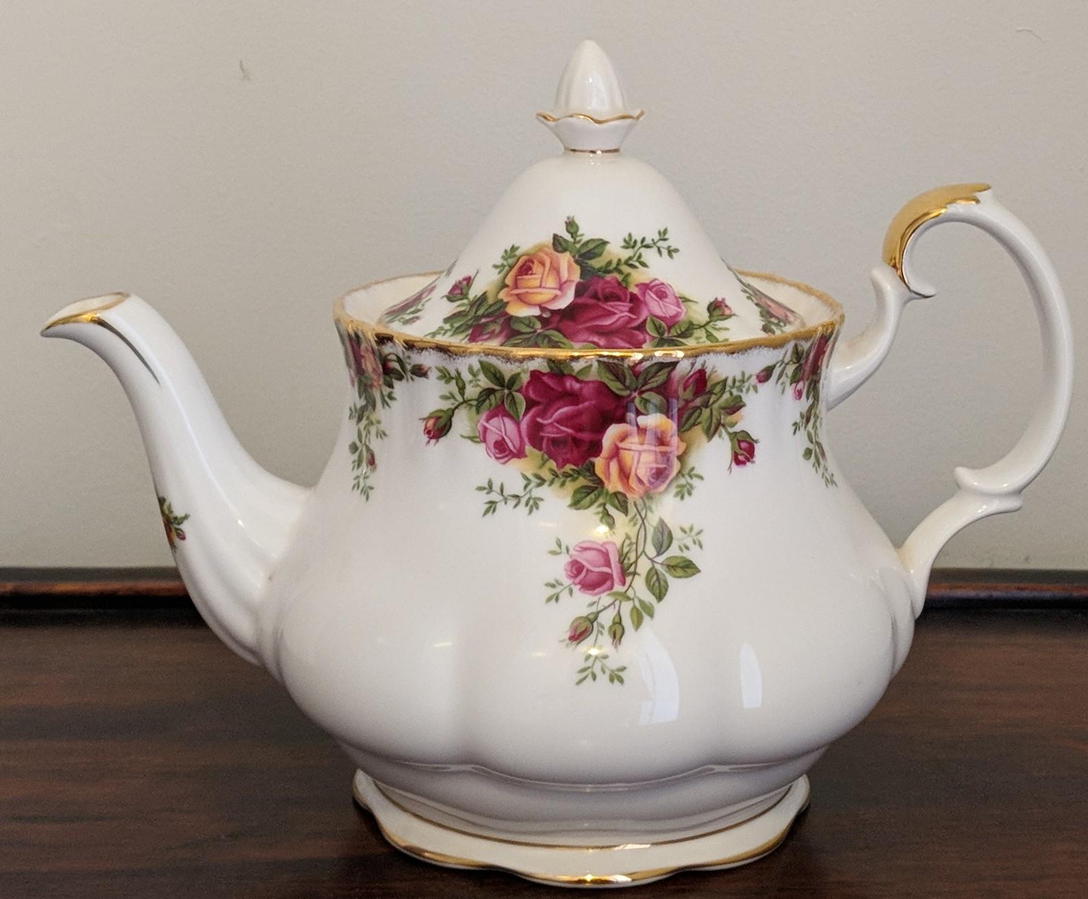 Vintage Royal Albert Teapot