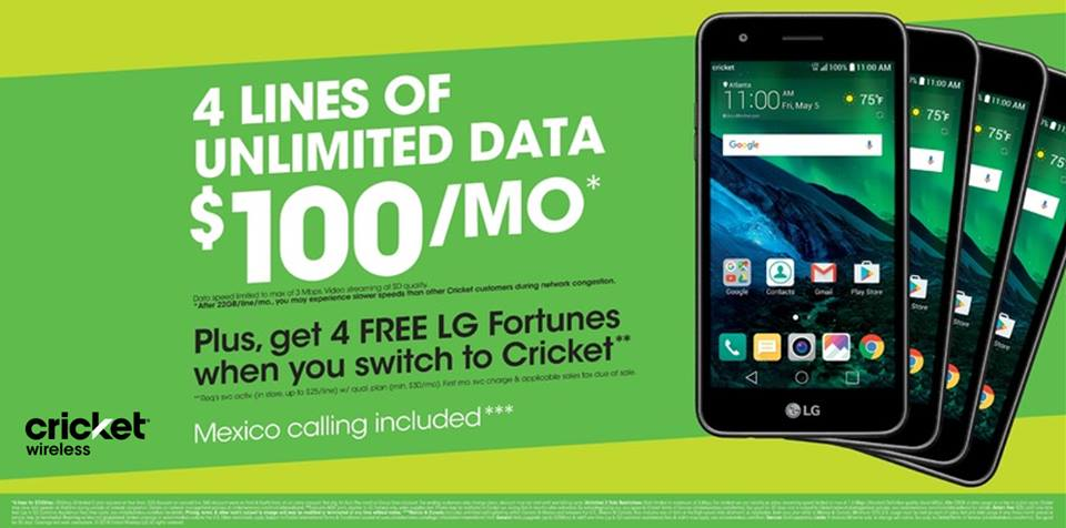 FREE SMARTPHONES TODAY @ CRICKET WIRELESS SOUTHFIELD!!