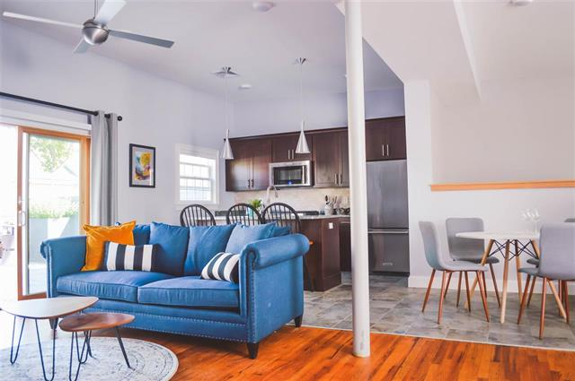 New Price! 2BR/2BA Luxury apartment in beautiful downtown Somersworth w/ amazing rooftop deck!