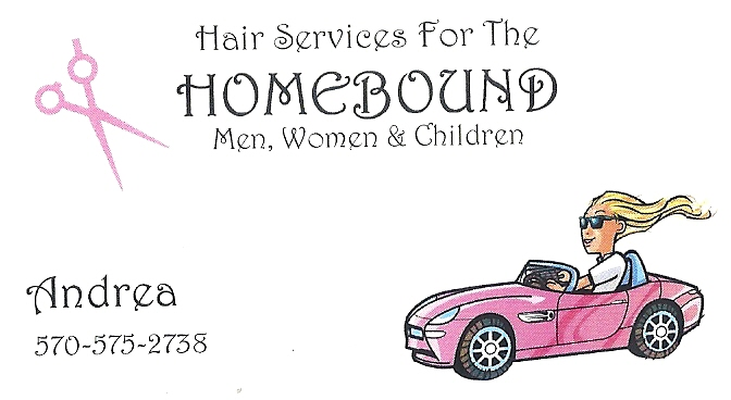Hair services for the homebound and elderly