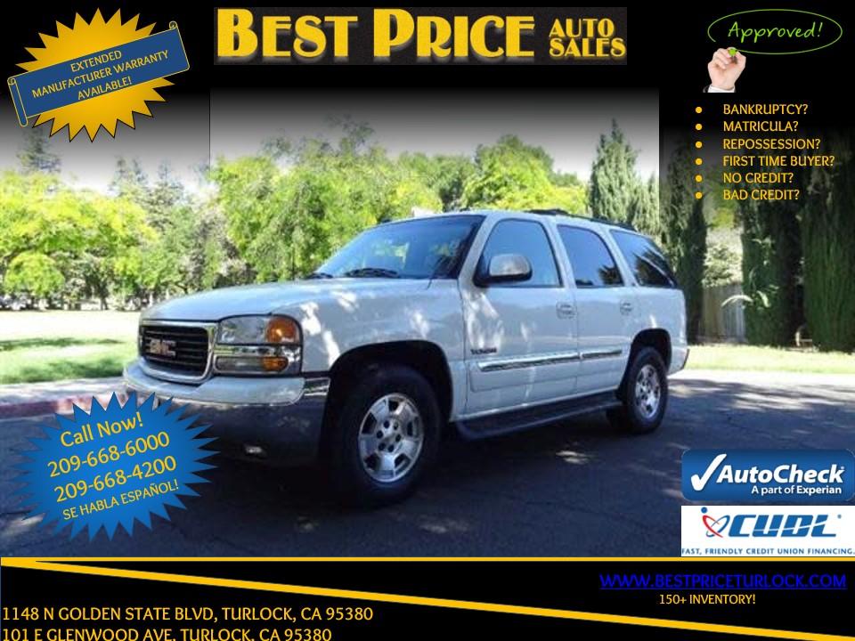 2004 GMC Yukon SLT Turlock