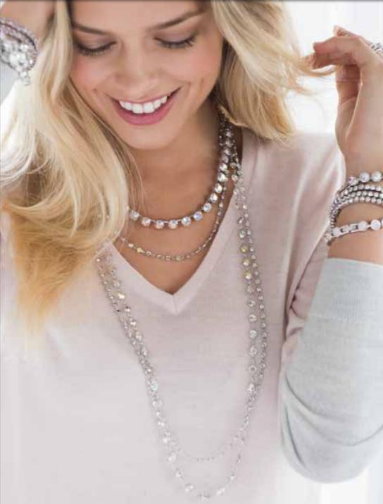 Touchstone Crystal Jewelry by Swarovski
