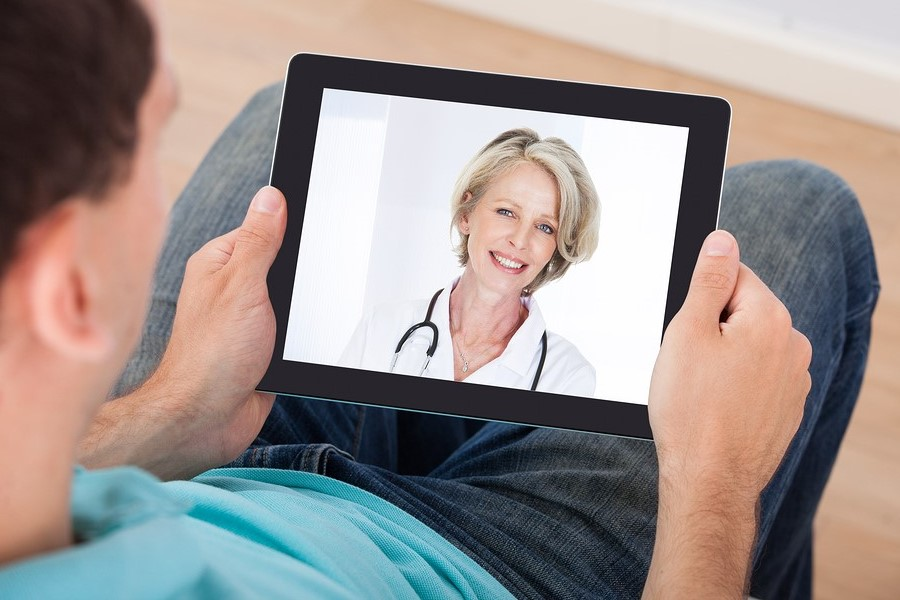 Online video consults hassle free way to consult with a doctor.