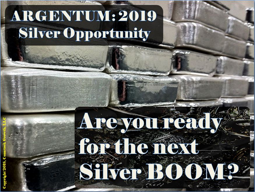 ✨Exclusive Argentum 2019 Silver Investment Opportunity✨