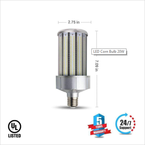 LED Corn Bulb 100w, let there be lighting in an Eco-friendly way
