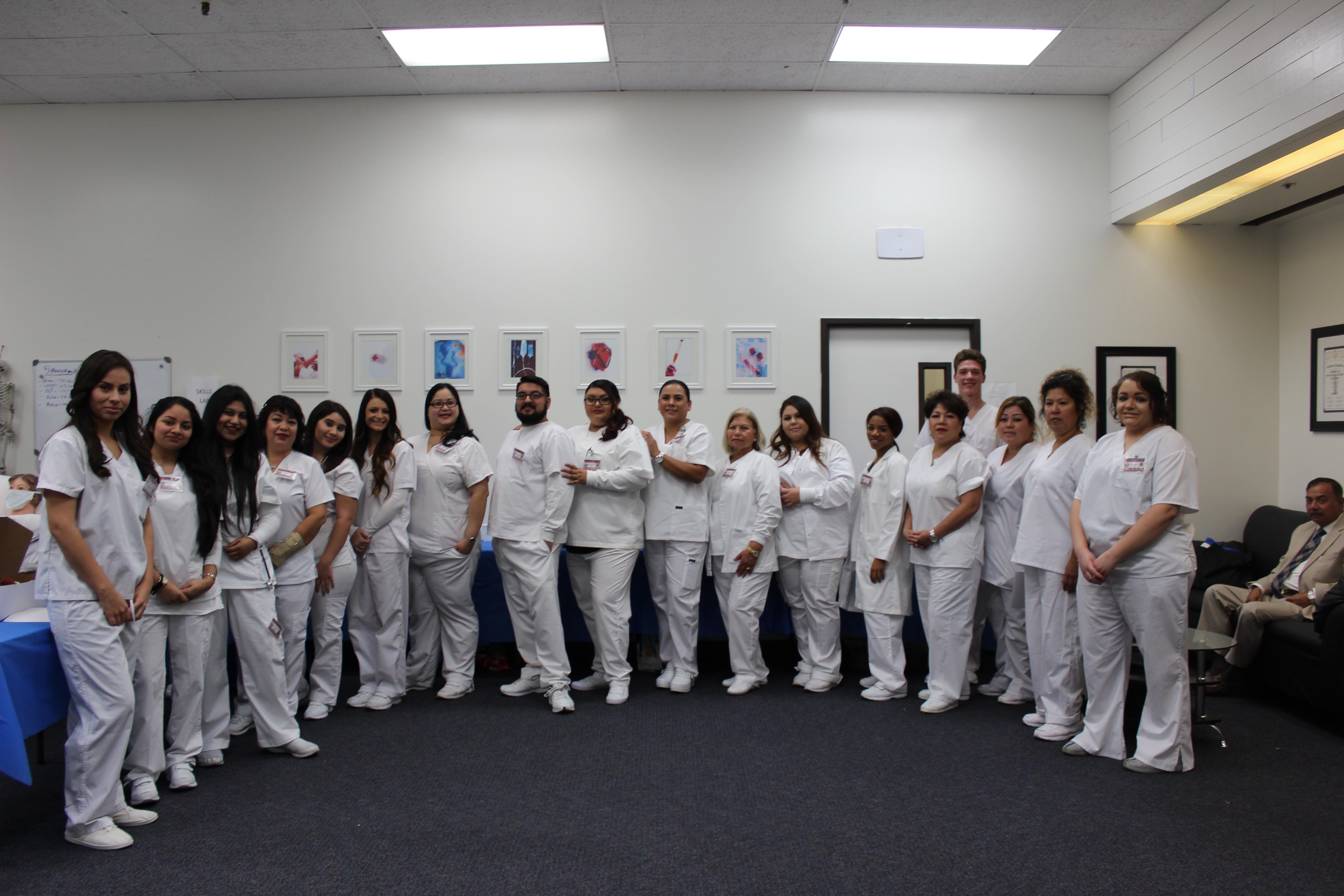 Nurse Assistant Enrolling for July  10, 2019