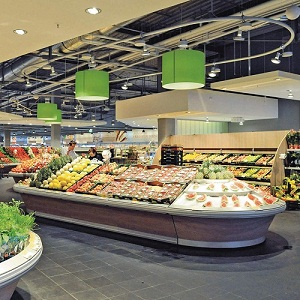 Supermarket Display Racks Manufacturers-Omni Mech Engineers