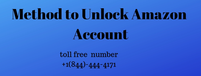 Unlock Amazon Account