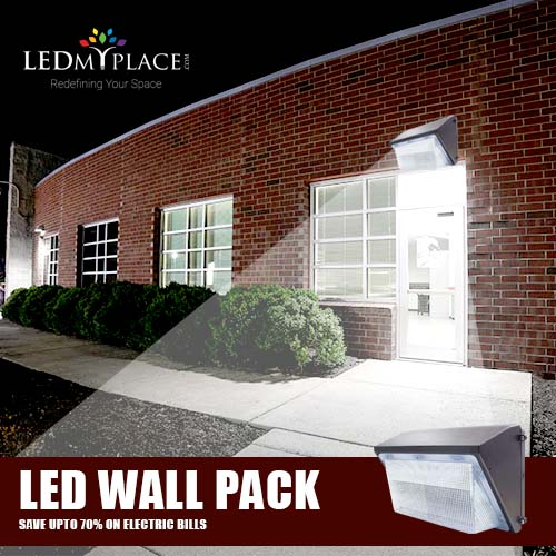 Why LED wall packs are gaining importance in the commercial lighting industry?