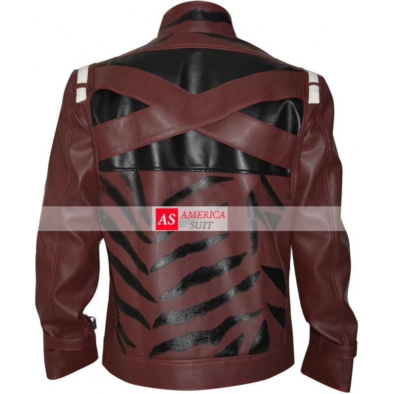 Travis Touchdown No More Heroes Jacket