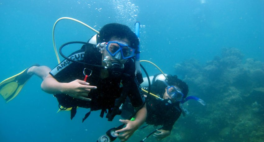 Scuba Diving Package | Scuba Diving In Goa | Swayourway