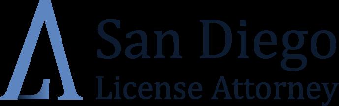 San Diego License Attorney