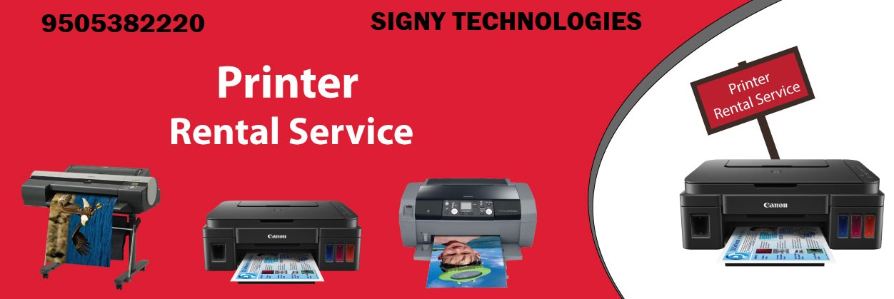 Signy Technlogies - Print Managment Solution - Rent a Printer for business