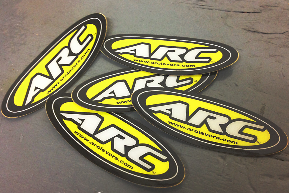 ARC DC-8 Clutch Perch Assembly CP-304 - ARC Levers