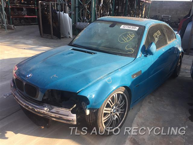 Used Parts for BMW M3 - 2001 - 901.BM1N01 - Stock# 8728YL
