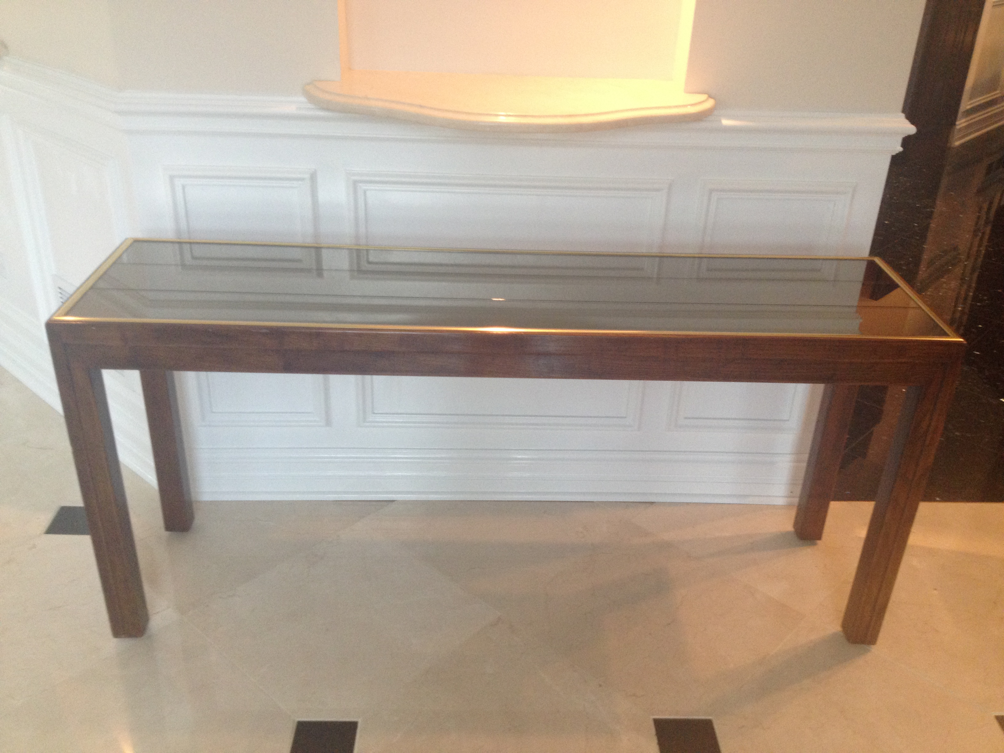 Henredon Sofa Table