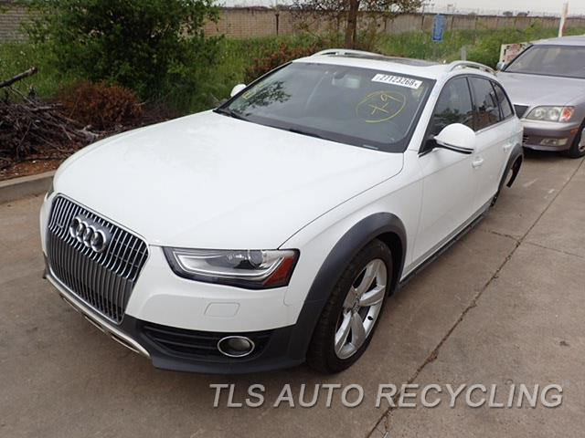 Used Parts for Audi ALLROAD - 2014 - 901.AU1614 - Stock# 8210BL