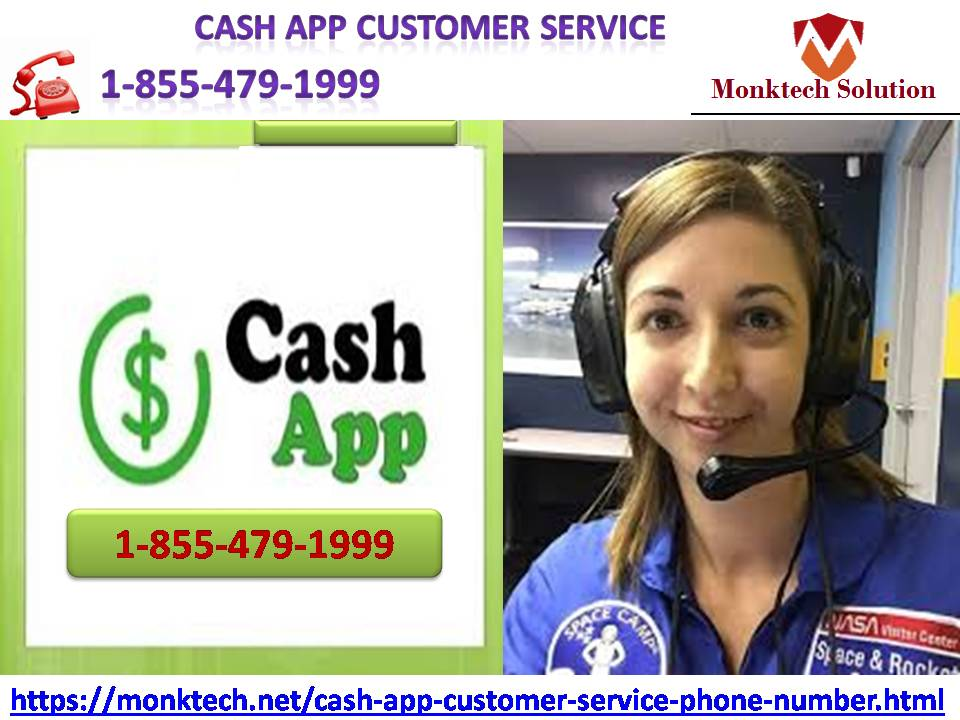 Call cash app customer service and get rid of hurdles in app 1-855-479-1999