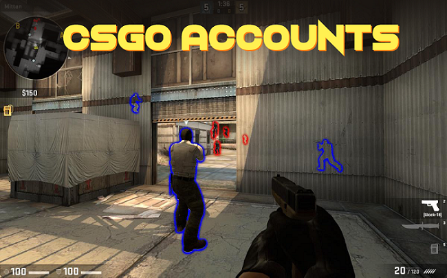 Improve your CSGO Rankings with the Best Quality CSGO Accounts