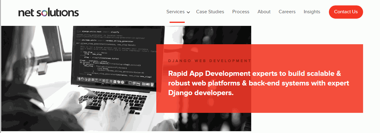 Hire Top Django Web Development Company