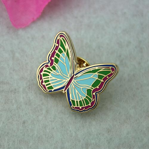 Butterfly Lapel Pins